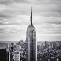 NYC Empire Fine Art Print
