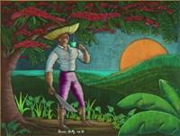Sombrero Fine Art Print