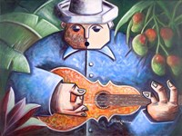 Musician I Fine Art Print