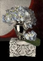 Classical Hydrangea Fine Art Print
