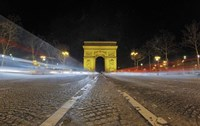 Champs Elysees I Fine Art Print