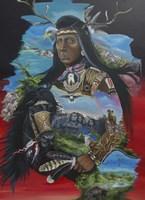Jack Cloud Fine Art Print