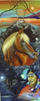 Spirit of Many Moons Fine Art Print