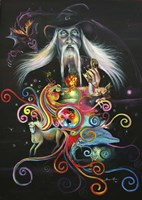 The Sorcerer Fine Art Print