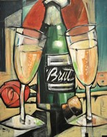 Celebrate Bubbly Fine Art Print
