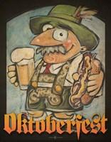 Oktoberfest Guy Fine Art Print