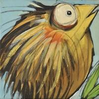 Feather Bird 25 Framed Print
