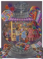 Sweeties (Candy Jar) Fine Art Print