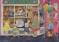 Happy Birthday Fine Art Print