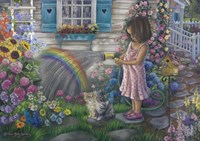 Wishing You A Rainbow Fine Art Print