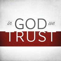 In God We Trust I Fine Art Print