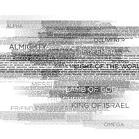Names Of God Fine Art Print