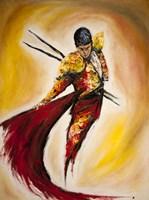 Matador Fine Art Print