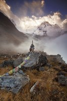 Annapurna South Fine Art Print