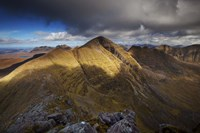 Beinn Alligin Fine Art Print