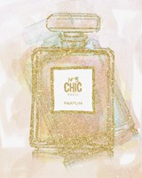 Chic Bottle 1 Fine Art Print