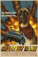 The Greatest Dane Fine Art Print