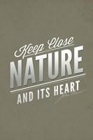 Keep Close Nature Fine Art Print