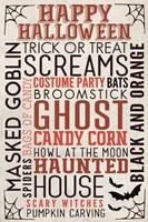 Happy Halloween 1 Framed Print