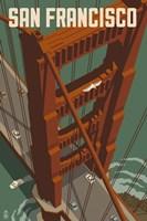 San Francisco 1 Framed Print
