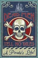 Dead Men Fine Art Print
