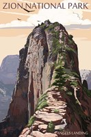 Zion National Park 3 Fine Art Print
