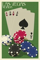 Four Aces Fine Art Print