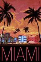 Miami FL Fine Art Print