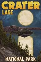 Crater Lake Fine Art Print