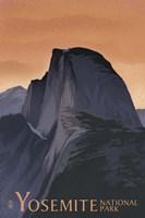 Yosemite 3 Framed Print