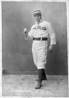 Vintage Baseball 22 Framed Print