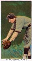 Vintage Baseball 33 Framed Print