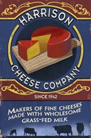 Harrison Cheese Co. Fine Art Print