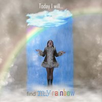 Find My Rainbow Fine Art Print