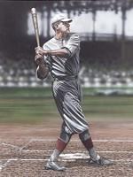 Babe Ruth as a Red Sox Fine Art Print