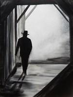 Midnight Affair Male Fine Art Print