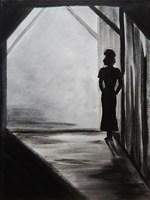 Midnight Affair Female Fine Art Print