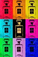 Chanel All Colors Chic Fine Art Print
