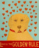 Golden Rule 1 Fine Art Print
