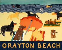 Grayton Beach Fine Art Print