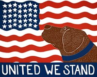 United We Stand Choc Fine Art Print