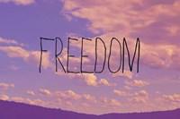 Freedom Fine Art Print