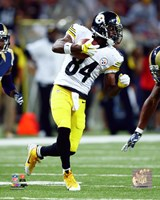 Antonio Brown 2015 Action Fine Art Print