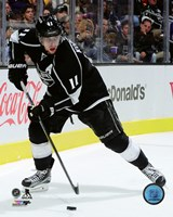 Anze Kopitar 2015-16 Action Fine Art Print