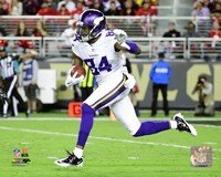 Cordarrelle Patterson 2015 Action Fine Art Print