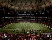 Georgia Dome 2013 Fine Art Print