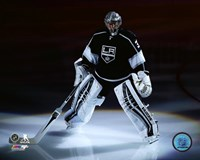 Jonathan Quick 2015-16 Action Fine Art Print