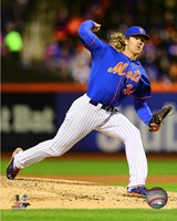 Noah Syndergaard Game 2 of the 2015 National League Championship Series Fine Art Print