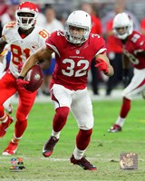 Tyrann Mathieu 2015 Action Fine Art Print