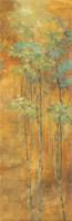 Golden Bamboo II Fine Art Print